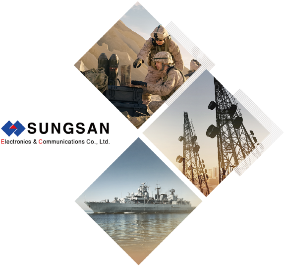 High Power Amplifier for Military and Defence, Aerospace, Telecommunications - SUNGSAN E&C